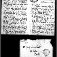 1908-2-25 Letter by Joseph Lindon Smith to Corinna Smith